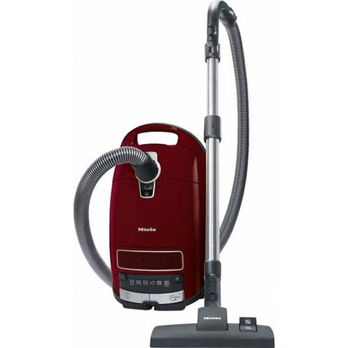 Aspirator Miele Complete C3 Pure Red PowerLine TRANSPORT GRATUIT