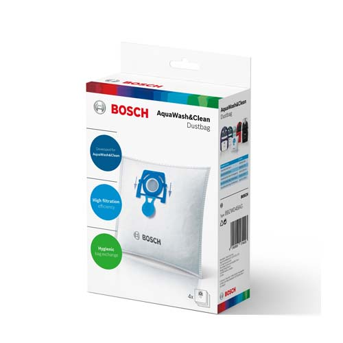 Set saci aspiratoare AquaWash & Clean Bosch BBZWD4BAG